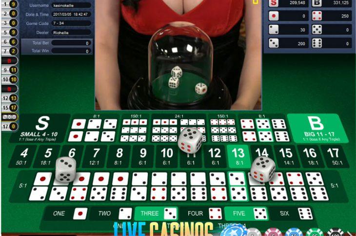 sicbo live casino